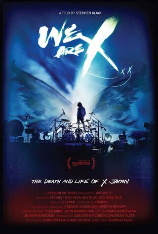 We Are X (2018) Main Poster