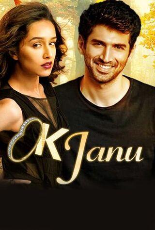 OK Jaanu (2017) Main Poster