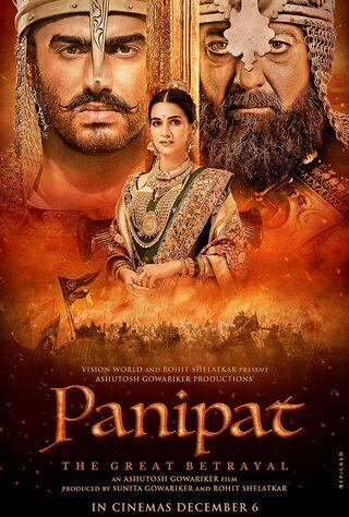 Panipat (2019) Main Poster