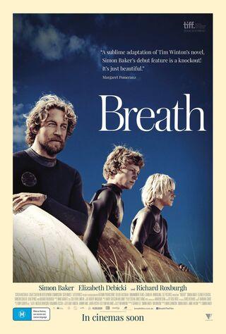 Breath (2018) Main Poster