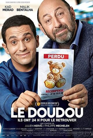 Looking For Teddy (2018) Main Poster