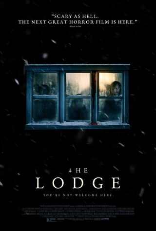 The Lodge (2020) Main Poster