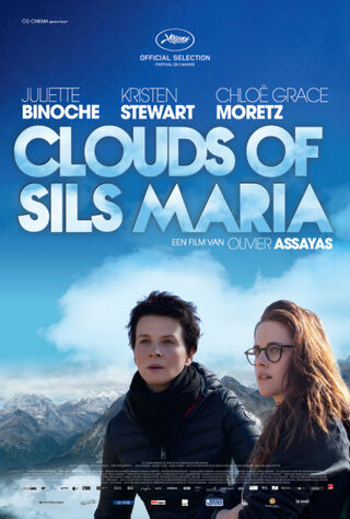 Clouds Of Sils Maria (2014) Main Poster