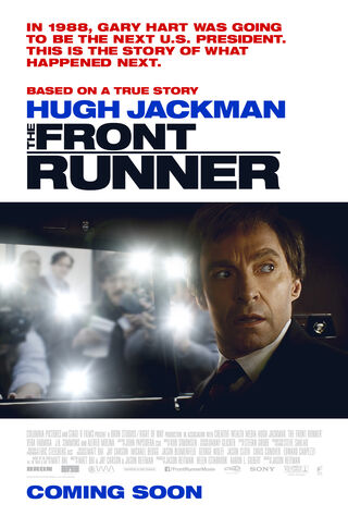 The Front Runner (2018) Main Poster