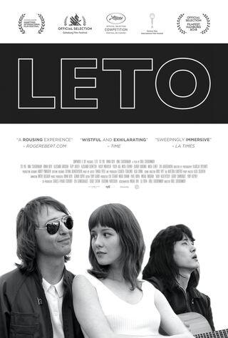 Leto (2019) Main Poster