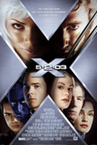 X2: X-Men United (2003) Main Poster