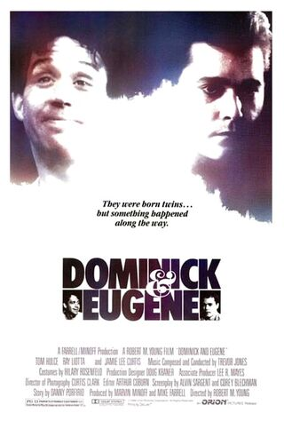Dominick And Eugene (1988) Main Poster