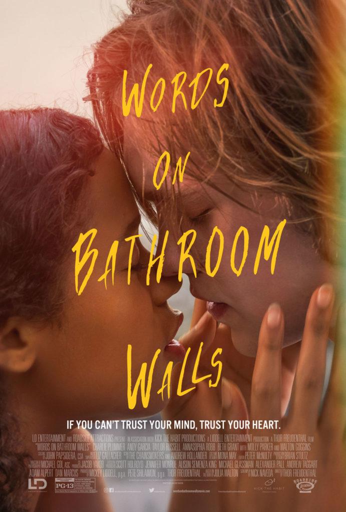 Words On Bathroom Walls (2020) Main Poster