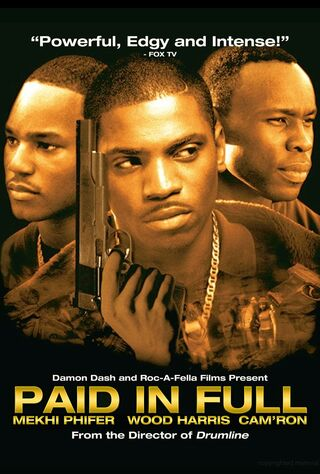 Paid In Full (2002) Main Poster