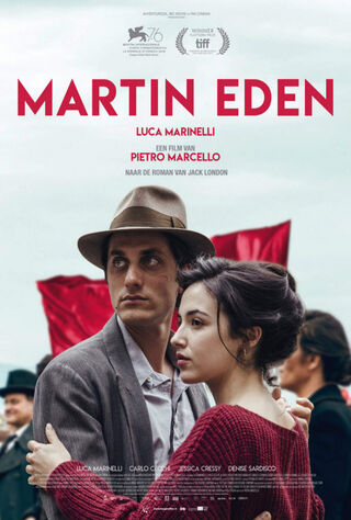 Martin Eden (2020) Main Poster