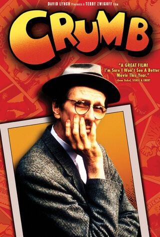 Crumb (1995) Main Poster
