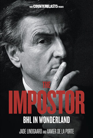 The Imposter (2012) Main Poster