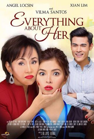 Everything About Her (2016) Main Poster