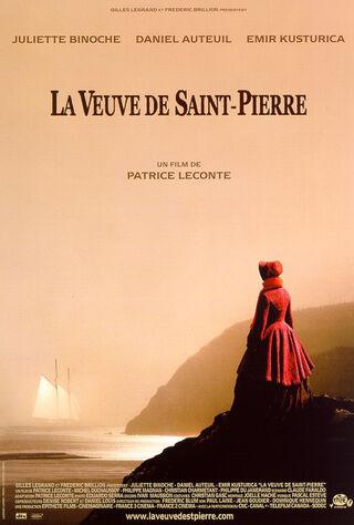 La Veuve De Saint-Pierre (2001) Main Poster