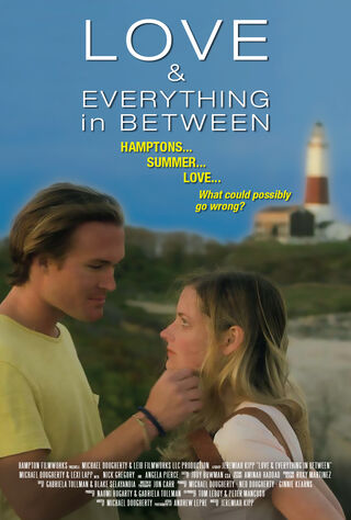 Love Is Everything (2018) Main Poster