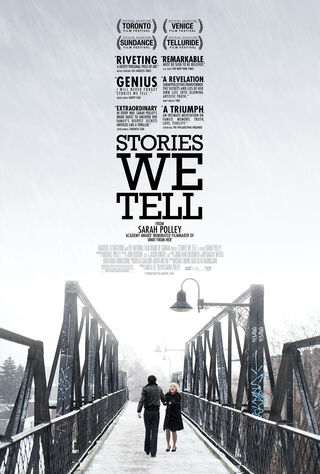 Stories We Tell (2013) Main Poster