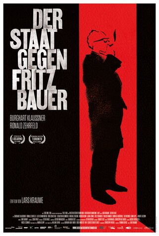 The People Vs. Fritz Bauer (2015) Main Poster