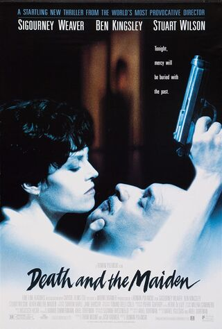 Death And The Maiden (1995) Main Poster