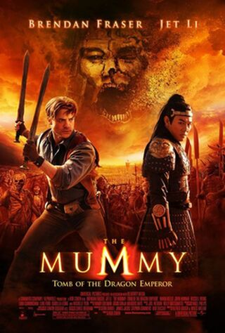 The Mummy: Tomb of the Dragon Emperor (2008) Main Poster