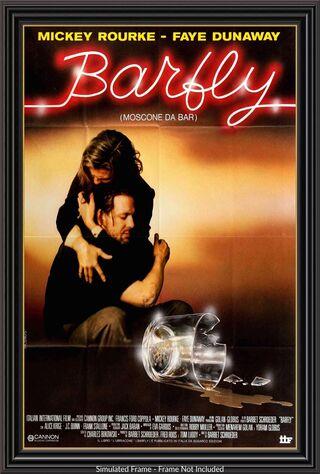 Barfly (1987) Main Poster