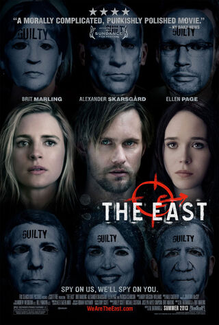 The East (2013) Main Poster