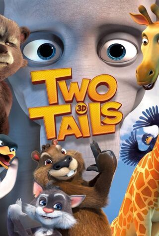 Two Tails (2018) Main Poster