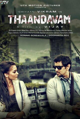 Thaandavam (2012) Main Poster