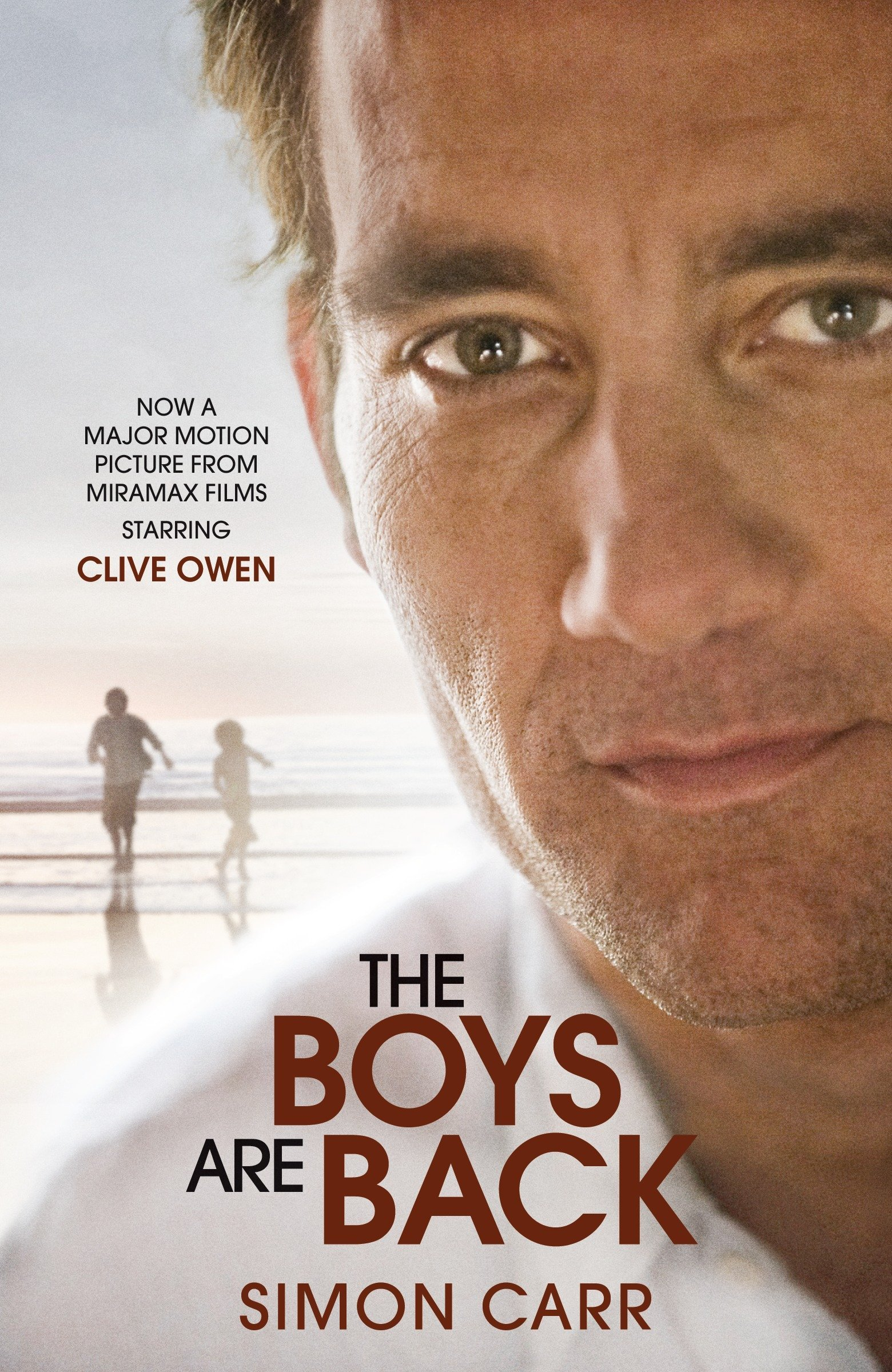 The Boys Are Back (2009) Main Poster