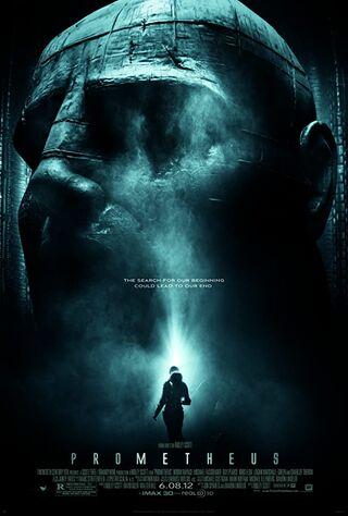 Prometheus (2012) Main Poster