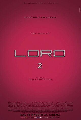 Loro 2 (2018) Main Poster