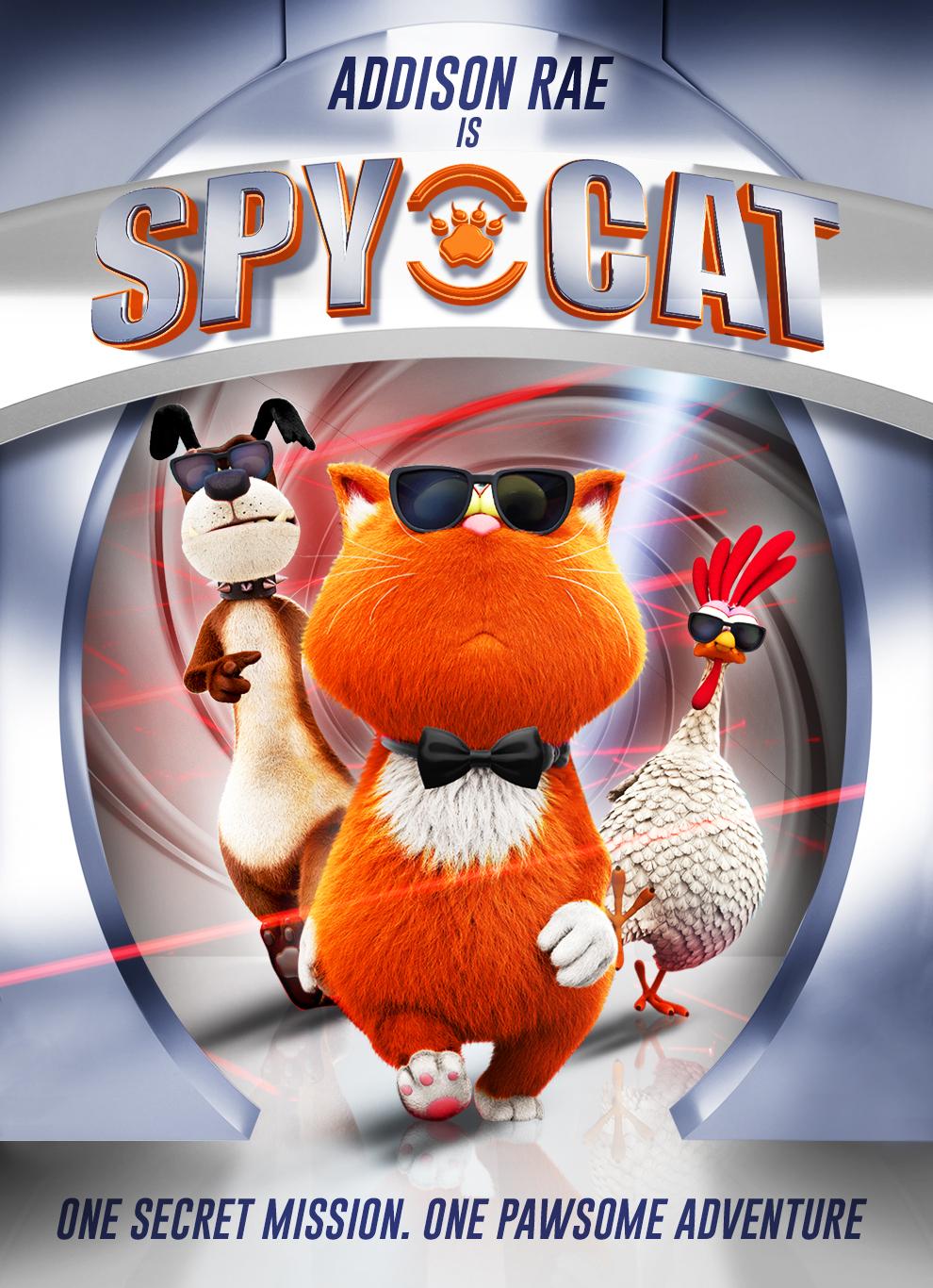 Spy Cat (2019) Poster #1