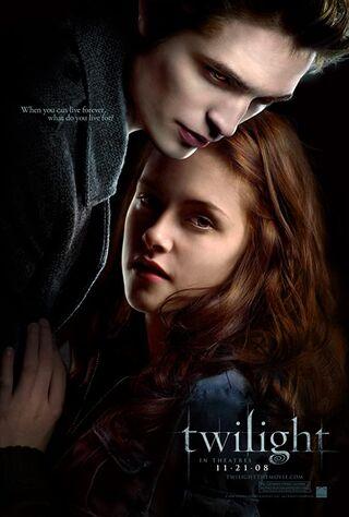 Twilight (2008) Main Poster