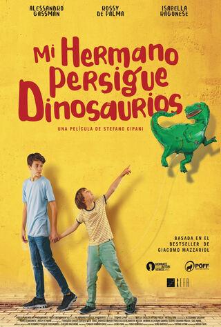 Mio Fratello Rincorre I Dinosauri (2019) Main Poster