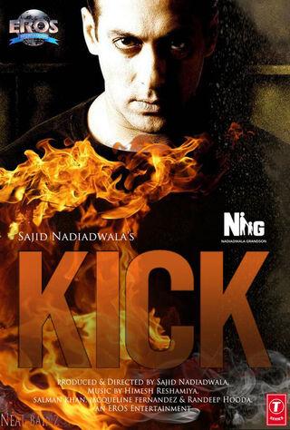 Kick (2014) Main Poster