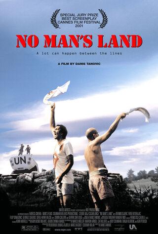No Man's Land (1987) Main Poster