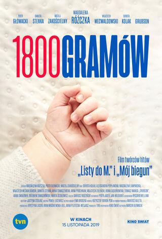 1800 Gramów (2019) Main Poster