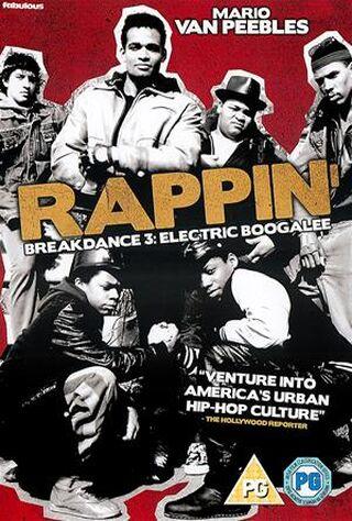 Rappin' (1985) Main Poster