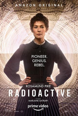 Radioactive (2020) Main Poster