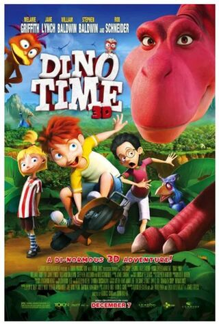 Dino Time (2015) Main Poster