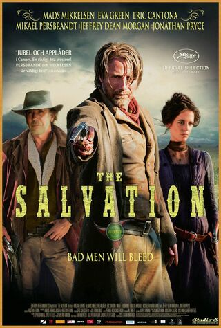 The Salvation (2015) Main Poster