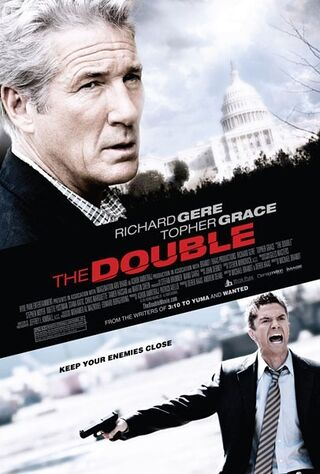 The Double (2011) Main Poster