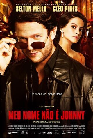My Name Ain't Johnny (2008) Main Poster
