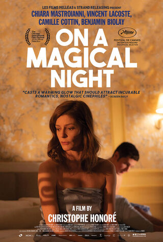 On A Magical Night (2020) Main Poster