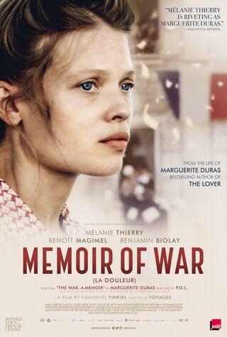 Memoir Of War (2018) Main Poster