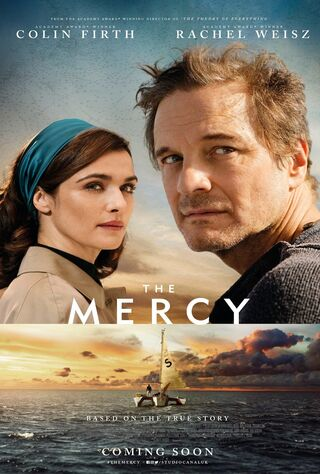 The Mercy (2017) Main Poster