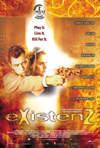 EXistenZ (1999) Main Poster