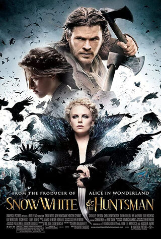 Snow White and the Huntsman (2012) Main Poster