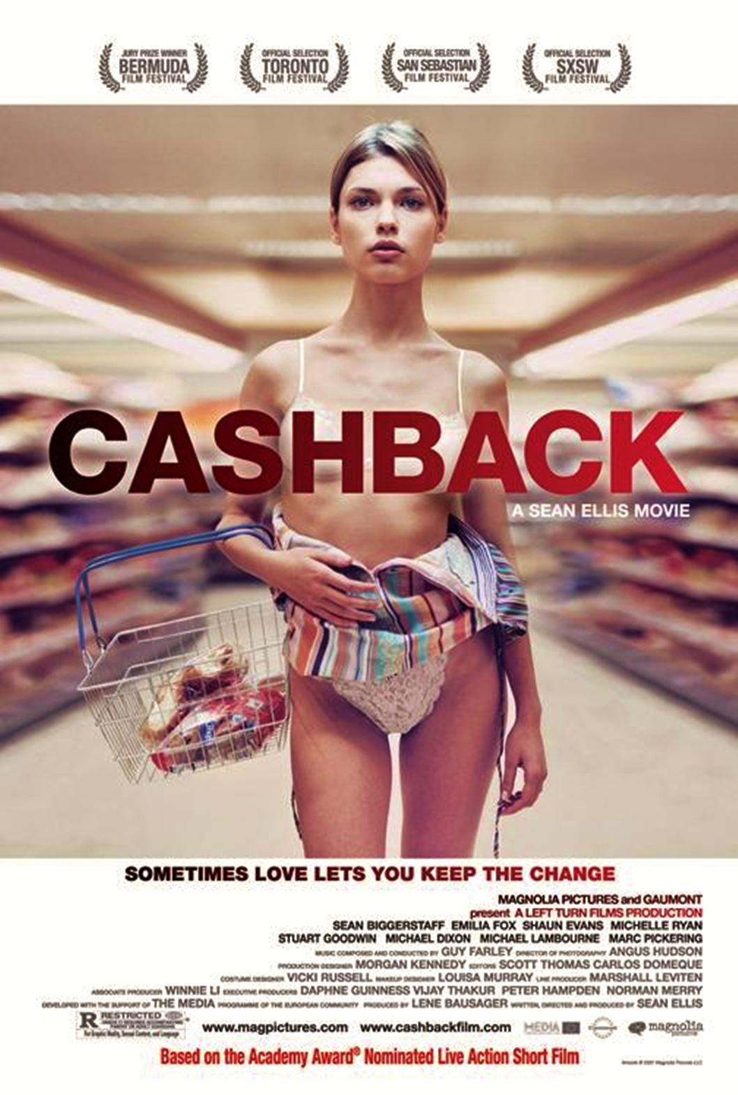 Cashback (2008) Poster #2