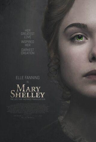 Mary Shelley (2018) Main Poster
