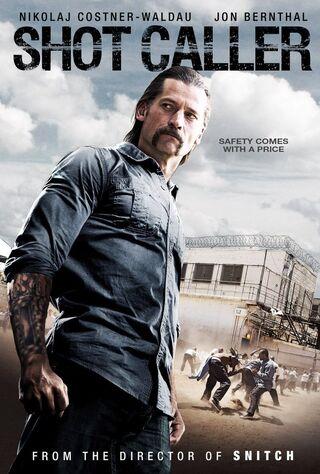 Shot Caller (2017) Main Poster